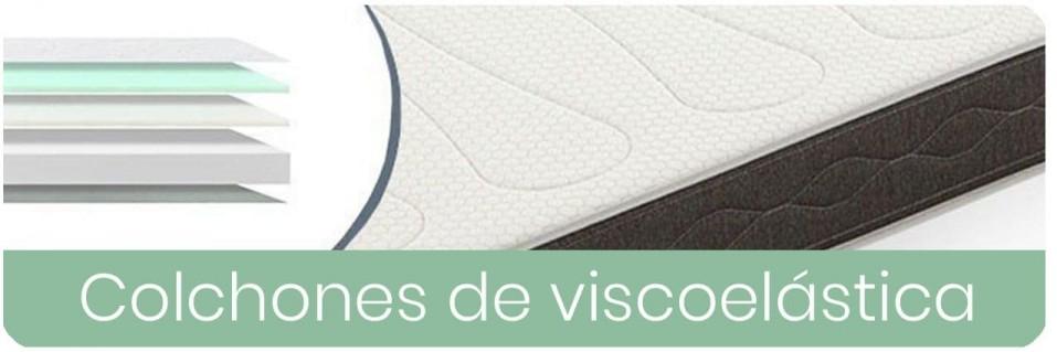 Colchones con viscoelástica | Mobles Sedavi